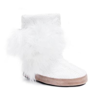 Muk Luks Bootie Slippers