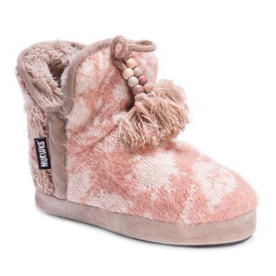 Muk Luks Pennley Bootie Slippers