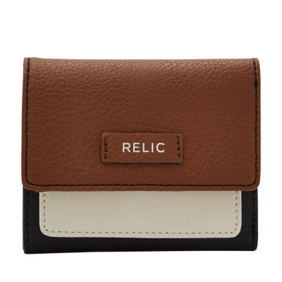 Relic Bryce Tri Fold Wallet