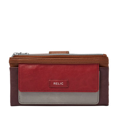 Relic Bryce Checkbook Wallet