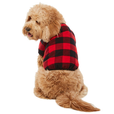 North Pole Trading Co. Checkin' It Twice Family Pajamas-Pet