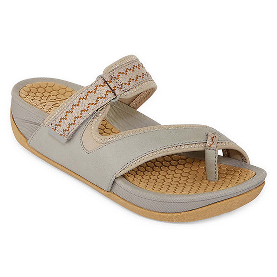 Yuu Womens Daley Slide Sandals