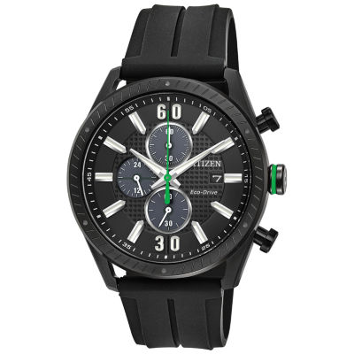 Drive from Citizen Mens Black Strap Watch-Ca0665-00e