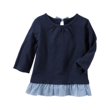Oshkosh Long Sleeve Blouse - Preschool Girls