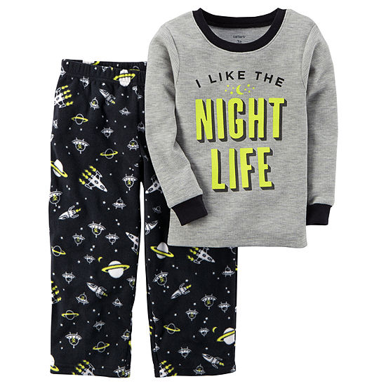 Carter's Toddler Boys 2-pc. Pajama Set