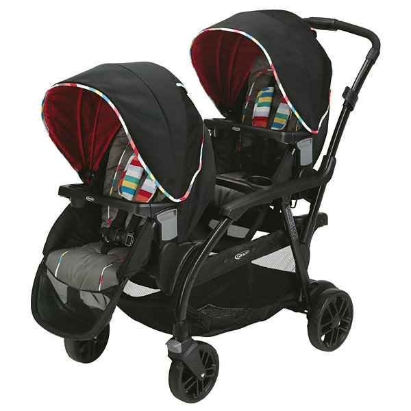 Graco Modes Duo Double Stroller - Play