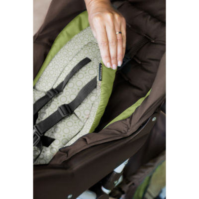 Graco® Comfy Cruiser Travel System - Go Green