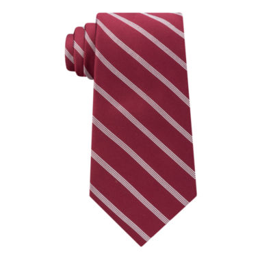 Stafford Dinner Party Ties Stripe Tie