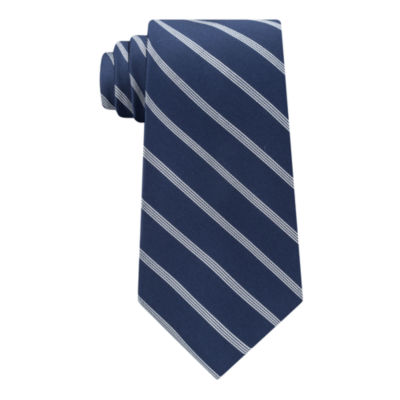 Stafford Stafford Dinner Party Ties Striped Tie