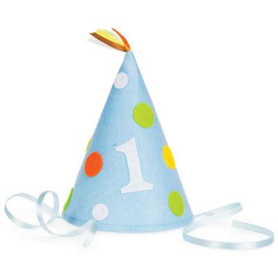 Creative Converting 1st Birthday Boy Felt Hat