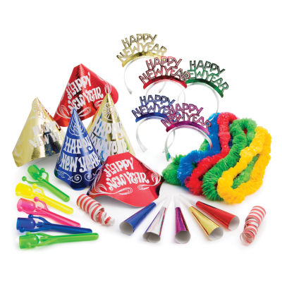 Creative Converting Happy New Year Party Kit For 10