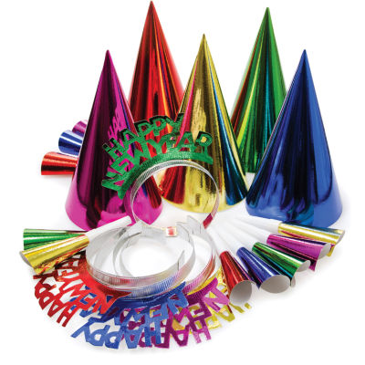 Creative Converting New Year's Eve Party Kit