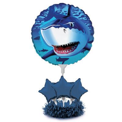 Creative Converting Shark Splash Balloon Centerpiece Kit