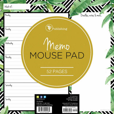 Mouse Memo Pad