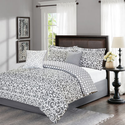 Journee Home G.G. Printed 5 pc Comforter Set