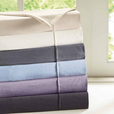 Sleep Philosophy Protech Performance 3m Moisture Management Microfiber Sheet Set