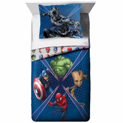 Avengers 2-pc. Twin/Full Reversible Comforter Set