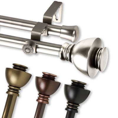 Rod Desyne Alma Double Curtain Rod