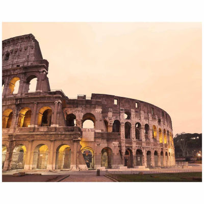 Brewster Wall Colosseum Rome Wall Mural 6 pc Wall Murals JCPenney