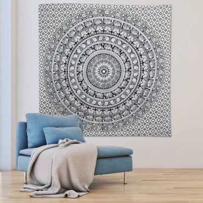 Brewster Wall Kashvi Wall Tapestry Tapestry
