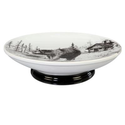 Creative Bath Sketches Soap Dish
