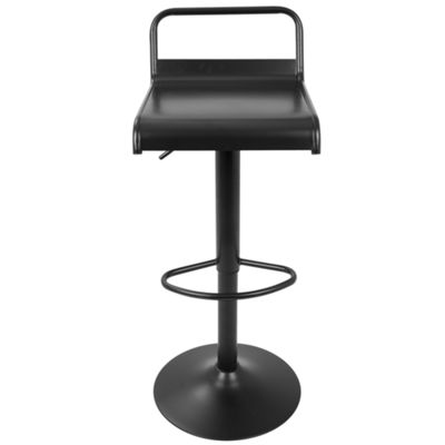 Emery Industrial Contemporary Barstools by LumiSource - Set of 2