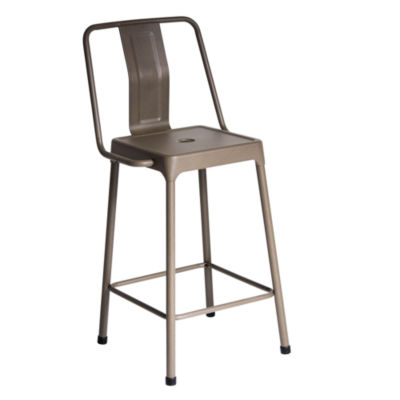 Industrial Style Energy Counter Stools by LumiSource - Set of 2
