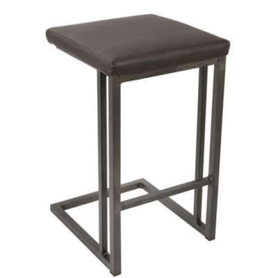 Roman Industrial Counter Stools by LumiSource - Set of 2