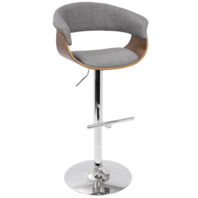 Trilogy Mid-Century Modern Barstool by LumiSource
