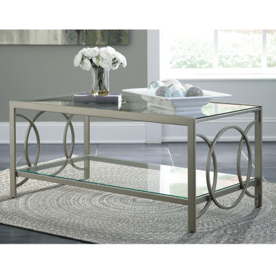 Signature Design by Ashley Charmoni Coffee Table