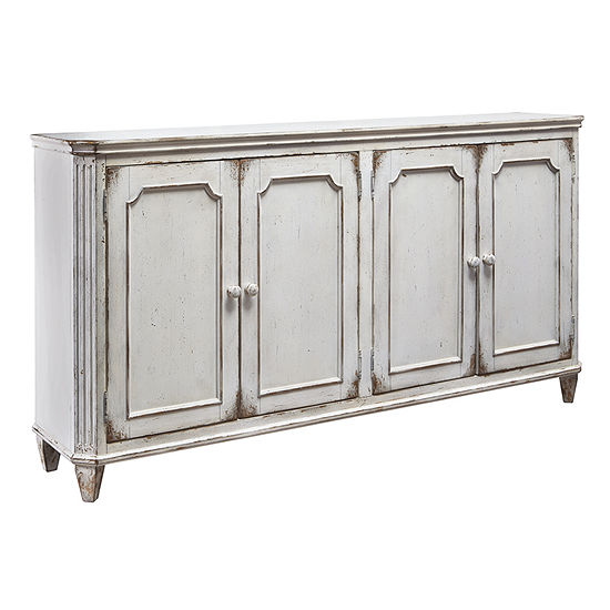 Signature Design by Ashley® Mirimyn Storage End Table with Panel Doors