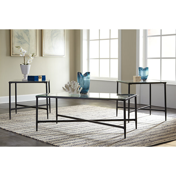 Signature Design by Ashley® Augeron Coffee Table Set