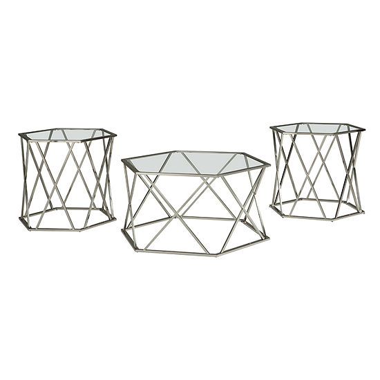 Signature Design by Ashley® Madanere Coffee Table Set