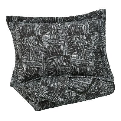 Signature Design by Ashley® Jabesh 3-Piece Quilt Set
