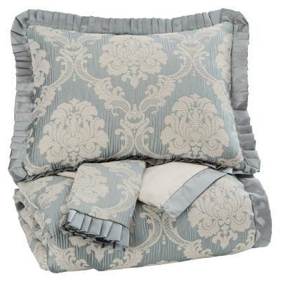 Signature Design by Ashley® Joisse 3-Piece Comforter Set