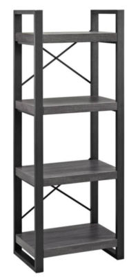 "Angelo Home Wood 62"" Media Storage Tower"