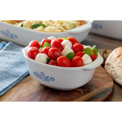 Corningware Cornflower 20-Oz. Baker Baking Dish