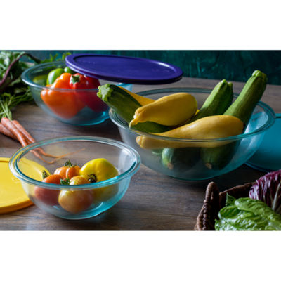 Pyrex 6-pc. Prep Bowl
