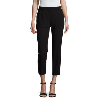 Worthington Curvy Fit Ankle Pants