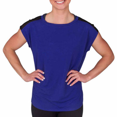 Jockey Short Sleeve Mesh Back T-Shirt