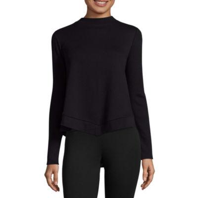 Xersion Studio Aymmetrical Sweatshirt