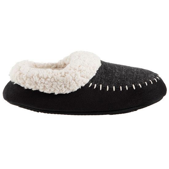 7253f4f23202 Isotoner 360 Comfort Slip-On Slippers - JCPenney