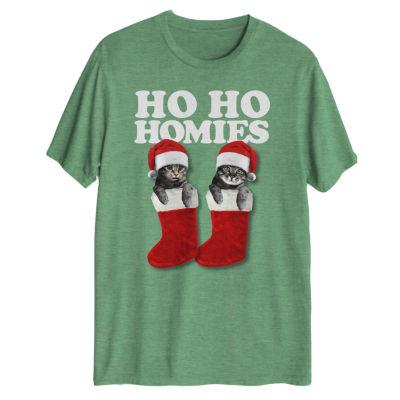 Ho Ho Homies Graphic Tee