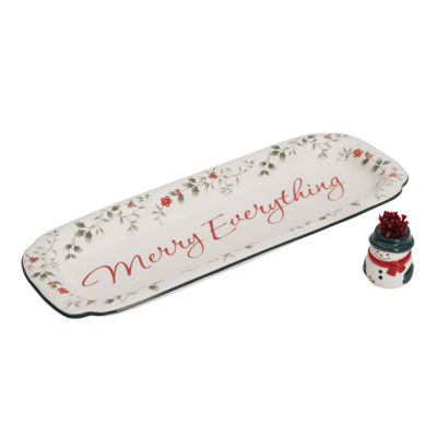 Pfaltzgraff Winterberry Serving Tray