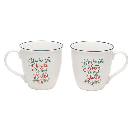 Pfaltzgraff Winterberry 2-pc. Coffee Mug