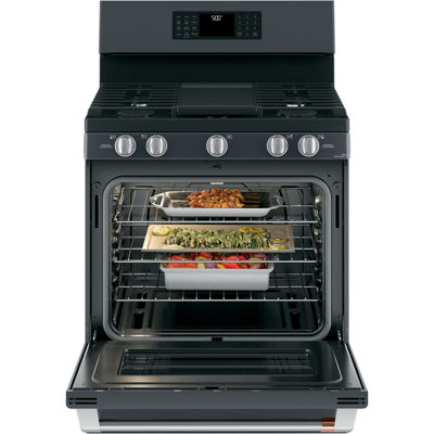 "Café™ 30"" Free-Standing Gas Oven with Convection Range"