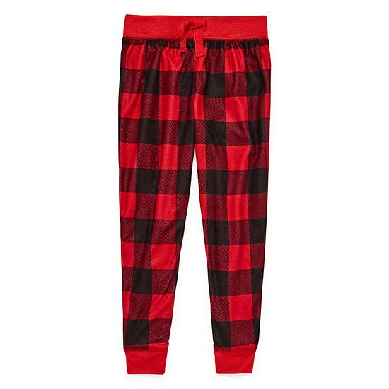 Arizona Boys Husky Pajama Pants