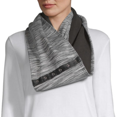 Xersion Convertible Cold Weather Snap Scarf