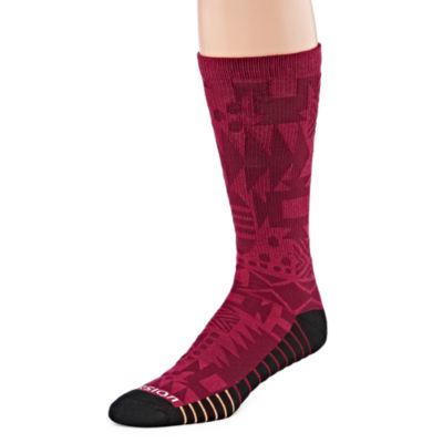 Xersion 1 Pair Crew Socks-Mens