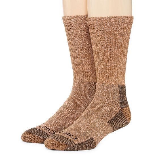 Dickie's® 2-pk. Moisture-Control Crew Socks